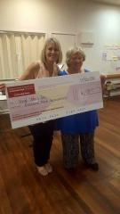 Community Grant from the Bendigo Bank